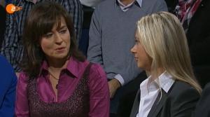 Renate Föry (seniocare24) verteidigte bei Maybrit Illner die Pflege aus Osteuropa